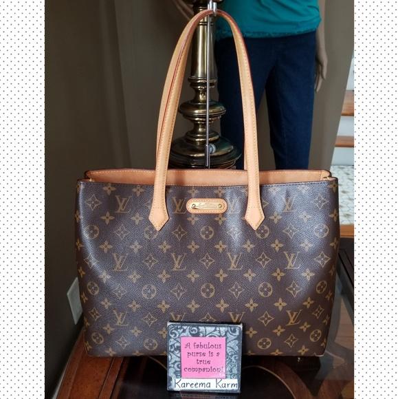 Louis Vuitton Handbags - Authentic Louis Vuitton Wilshire MM
